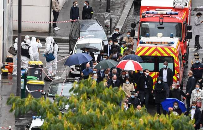 Deux personnes ont été grièvement blessés lors d'une attaque au couteau