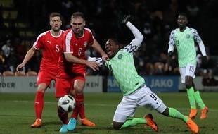 Le défenseur serbe Ivanovic