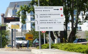 A l'hôpital de la Croix-Rousse à Lyon