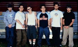 Le groupe Linkin Park a fortement marqué la génération Y