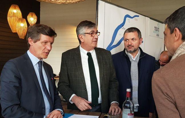 Municipales 2020 à Bordeaux: Nicolas Florian liste ses projets pour la Garonne