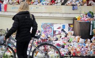 Le mémorial de l'attentat de Nice