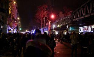 Des centaines de manifestants se sont rassemblés dans le Nord de Paris pour dénoncer les violences policières