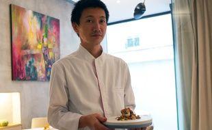 Keisuke Yamagishi, chef du restaurant Etude