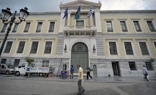 L'aggravation de la confrontation politique en vue des élections locales en Grèce, prévues en mai en même temps que les élections européennes, pourrait nuire à la reprise, a estimé jeudi le gouverneur de la Banque de Grèce (BdG).