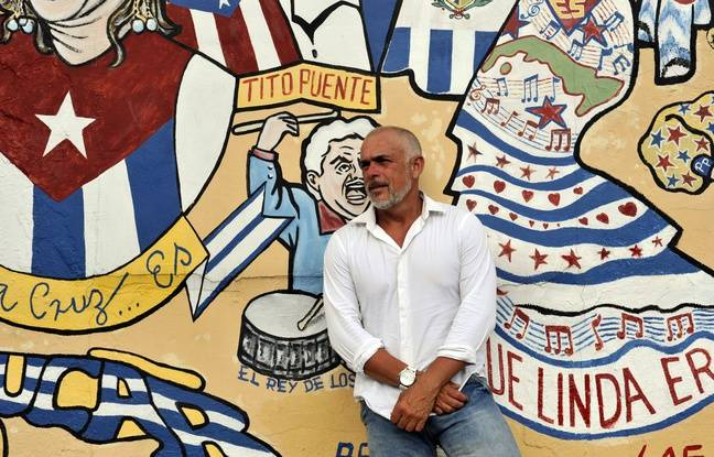 Nino Fraguela à Little Havana, à Cuba.