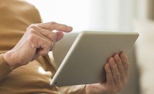 Instant Visio fonctionne aussi bien sur tablette, smartphone que sur PC/Mac (illustration)