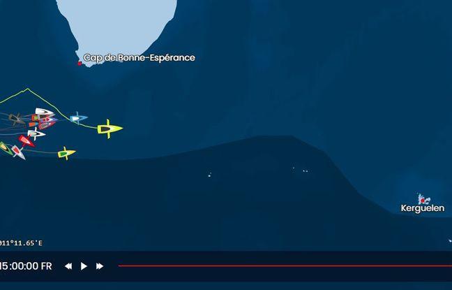 Les Îles Kergelen, c'est encore un peu loin.