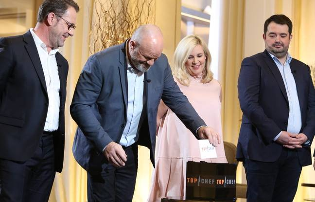 Les chefs Michel Sarran, Philippe Etchebest, Hélène Darroze et Jean-François Piège ont aussi voté.