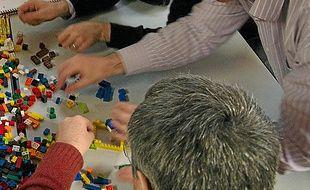 Des ateliers ludiques sont prévus, notamment autour des Lego.