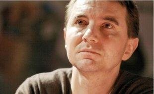Olivier Besancenot, tête de liste du NPA.