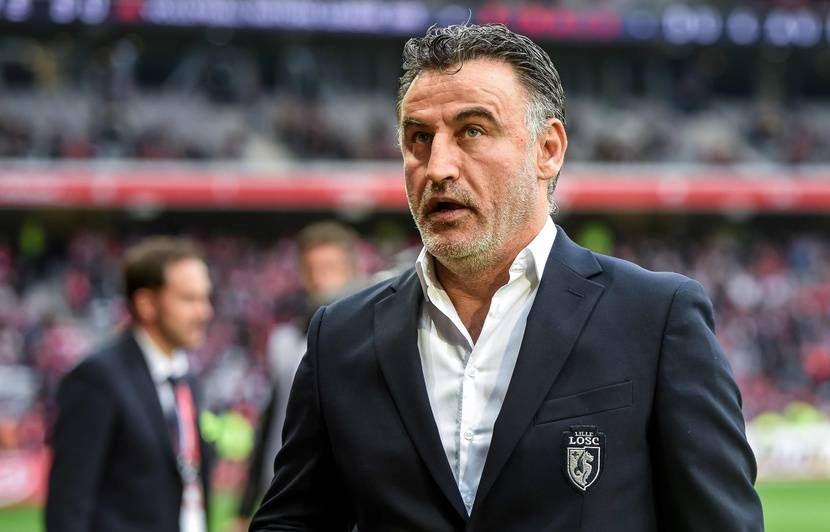 Losc: La saison dernière, Christophe Galtier «s'effondrait en pleurs» chez  lui après les matchs