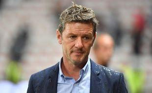 Stéphane Jobard vit un début de saison compliqué à Dijon.