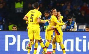 Antoine Griezmann et Lionel Messi devront probablement renoncer au hug.