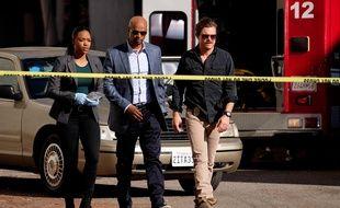 Image extraite de la saison 1 de la série «L'Arme fatale»