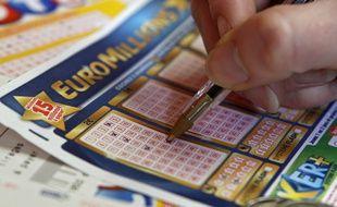EuroMillions: Le jackpot record de 200millions d'euros remporté en France (Archives)