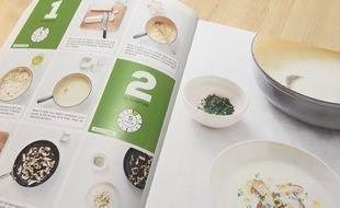 Soupe détox extraite La Cuisine végétarienne de Sachiyo Harada, éd. Solar