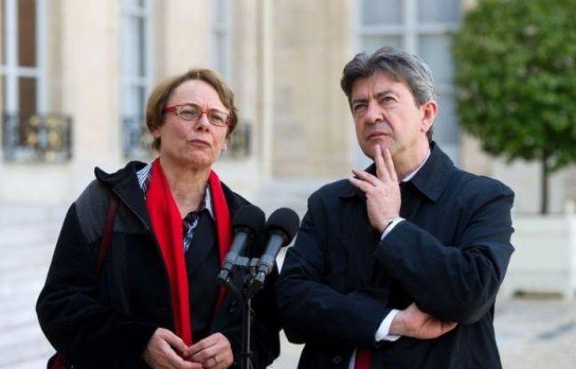 """Martine Billard, coprésidente du Parti de gauche, a estimé dimanche que les premiers résultats du premier tour des législatives était un """"choix de confirmation"""" du rejet de l'UMP mais que ce n'était """"pas une mobilisation massive ni un raz-de-marée côté socialiste""""."""