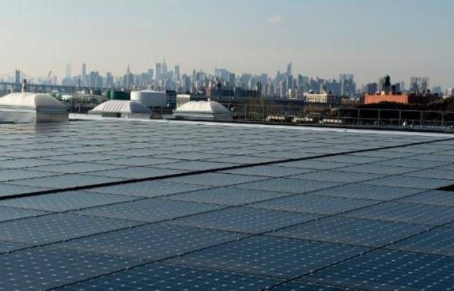 L 39 nergie solaire en plein boom new york - Pourquoi un coup de soleil gratte ...