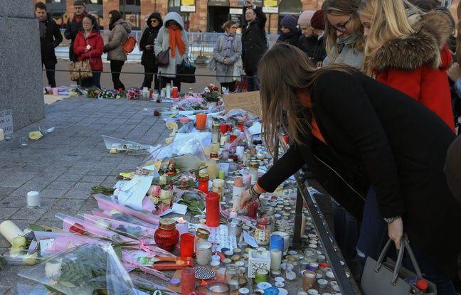 Attentat à Strasbourg: Deux héros dont un rescapé reçoivent la légion d'honneur