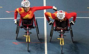 Des athlètes Chinoises aux Paralympiques