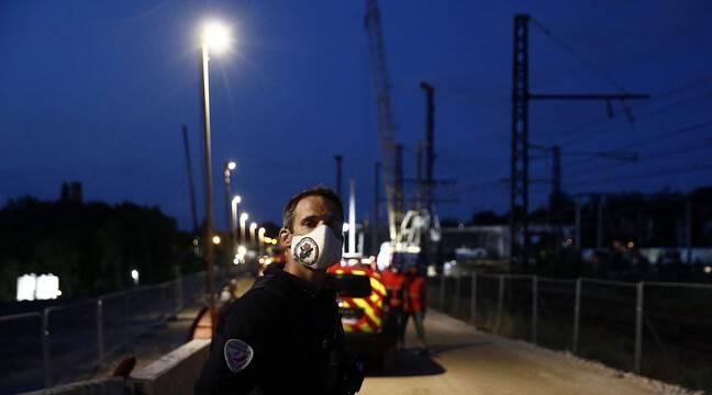 Accident mortel à Massy: Le corps de la victime n'a toujours pas été retrouvé