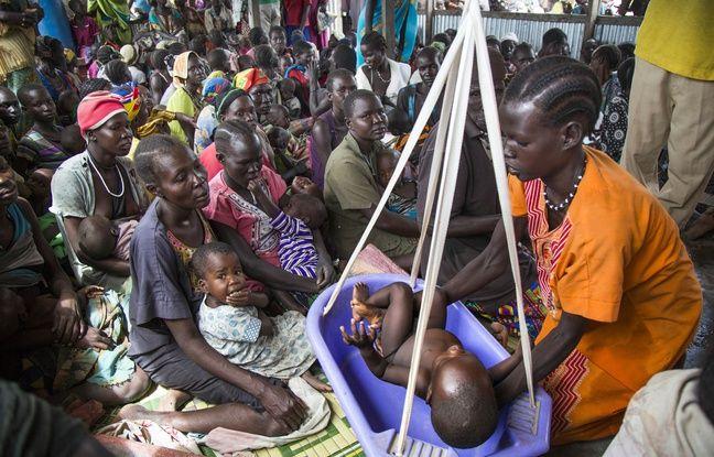 Soudan du Sud: Quinze enfants meurent d'un vaccin contaminé dans actualitas le parisien 648x415_centre-accueil-soins-enfants-panthau-soudan-sud-31-mai-2017
