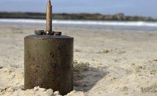 Un obus nazi de 1938 a été retrouvé aux Etats-Unis (illustration)