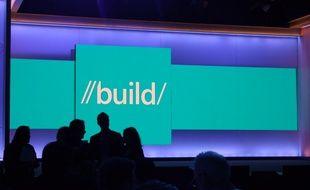 La conférence Build 2016 de Microsoft se tient à San Francisco les 30 et 31 mars.