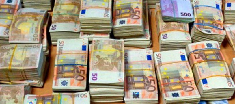 Illustration billets de banque