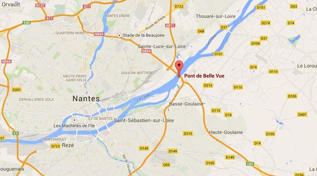Nantes: Le corps sans vie d'une jeune femme retrouvée en Loire - 20minutes.fr