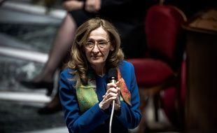 Muriel Pénicaud, à l'Assemblée nationale le 7 mars 2018.