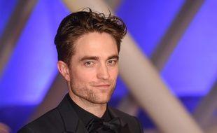 L'acteur Robert Pattinson