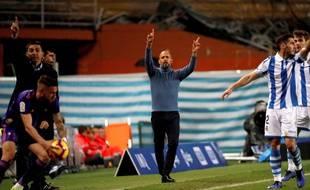 Miguel Cardoso, le 26 novembre dernier.