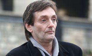 Pierre Palmade, le 12 avril 2018 à Paris.