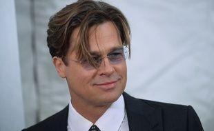 Brad Pitt, le 23 novembre 2015 à New York.