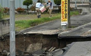Un tremblement de terre de 6,6 magnitude de Richter a frappé l'île d'Hokkaïdo au Japon, début septembre.