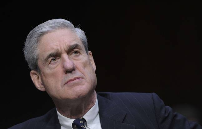 L'ancien directeur du FBI, Robert Mueller, en 2013.