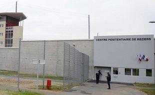 Au centre pénitentiaire de Béziers.