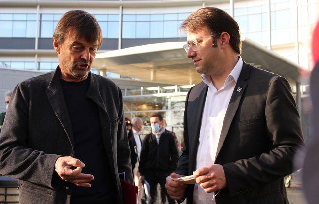 Nicolas Hulot et Loïg Chesnais-Girard ont entériné la création de la Fondation Breizh Biodiv en faveur de la biodiversité.