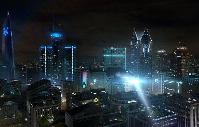 La ville de Détroit sert de toile de fond à cette histoire d'anticipation digne d'Isaac Asimov.