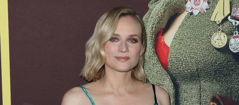L'actrice Diane Kruger