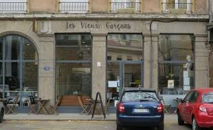 """A Lyon, le restaurant """"Les Vieux Garçons"""" dispose, depuis le 3 avril d'une Carte Sonore pour les personnes atteintes de déficiences visuelles."""