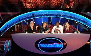 Nathalie Noennec, Benjamin Biolay,  Dany Synthé et Coeur de Pirate, le nouveau jury de «Nouvelle Star» sur M6.