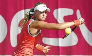 La Française Kristina Mladenovic sera de retour cette année sur la terre battue azuréenne.