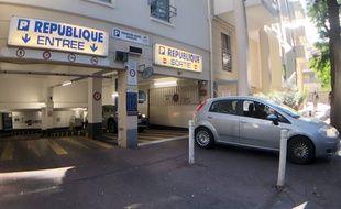Huit parkings souterrains, dont celui du quartier République, seront concernés