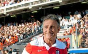 Satisfait de son équipe, Guy Novès attend une confirmation pour 2012.