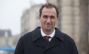 Vincent Feltesse, le 5 décembre 2013 à Bordeaux
