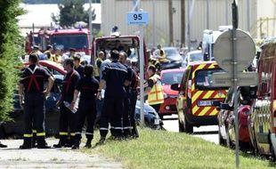 La police et les pompiers ont subi des attaques à Vaulx-en-Velin ce week-end (photo d'illustration).