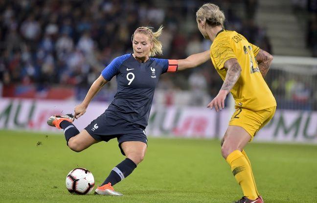 France-Australie: Nouveau système de jeu convaincant, régalade de Le Sommer et Majri, les Bleues ont séduit Saint-Etienne